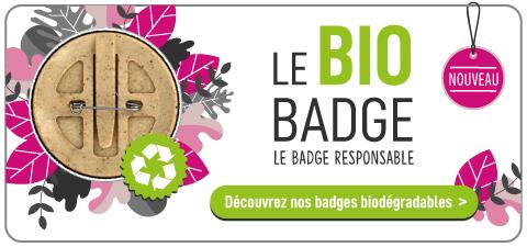 badges bio