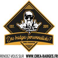 Crea-badges Fabricant de badges personnalisés